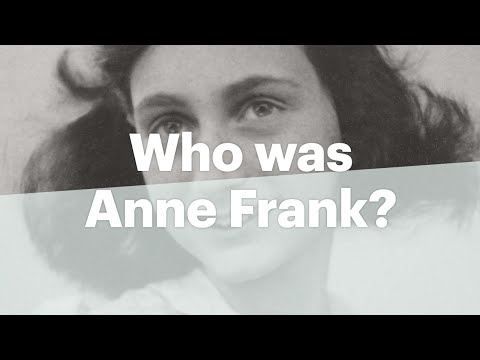 What Is Anne Frank's Real Name?
